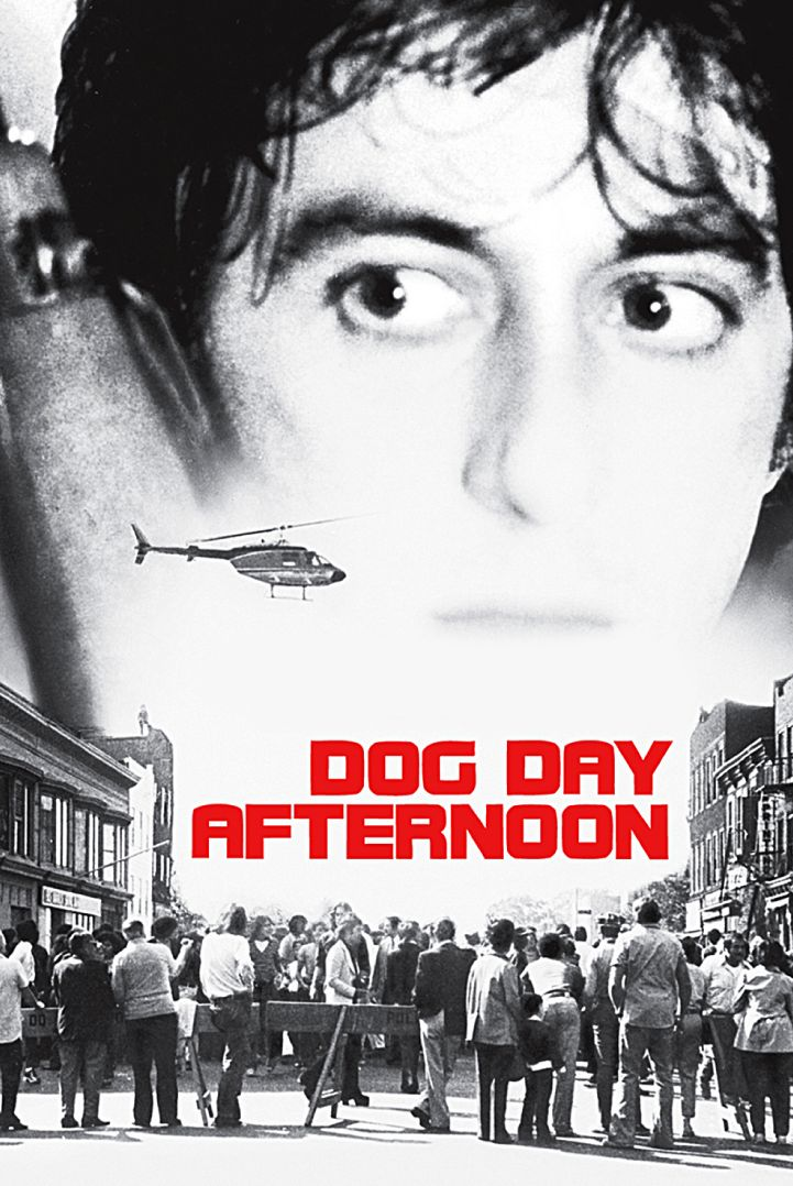 Dog Day Afternoon - Anything can happen during the dog days of summer. On August 22nd, 1972...everything did.