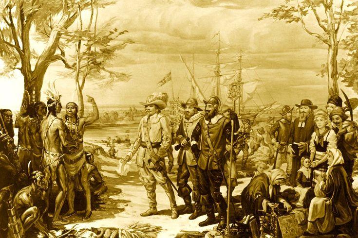 Amerikan asuttajista parhaiten paikallisten kanssa tulivat toimeen suomalaiset. Yhteiset tavat yhdistivät.