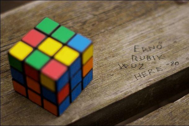 Cubo di Rubik (prima parte)   Giochiteca