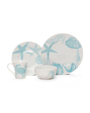 The 25+ best Beach style dinnerware sets ideas on ...