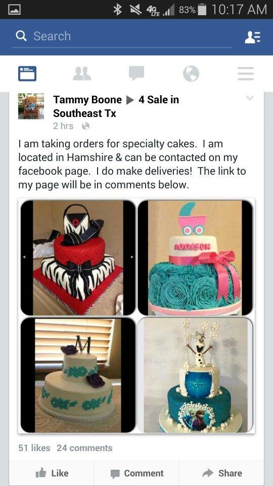 Precious Cakes