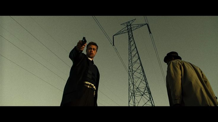 a film analysis of the movie se7en directed by david fincher What better way to pay tribute to a movie about obsession than to obsessively track  directed by david fincher  asc for director david fincher in the film,.