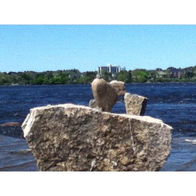 Along the Ottawa River