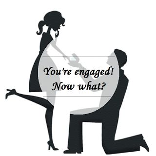 you're engaged! now what? the first 7 things to do after you get engaged!