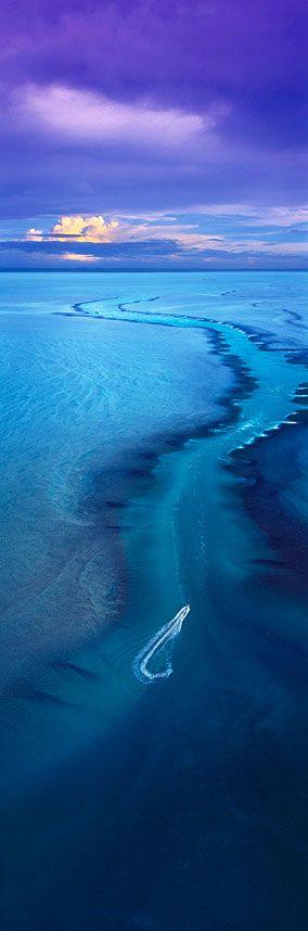Ocean River, Montgomery Reef,Australia: - holidayspots4u