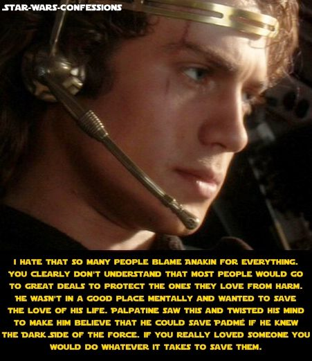 Anakin Quotes: Pinterest • The World's Catalog Of Ideas