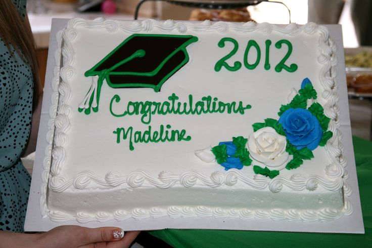 Kroger Design Your Own Cake : 35 best images about Grad cake decoration on Pinterest ...