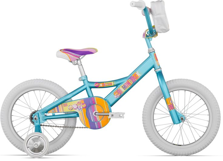 "Diamondback Mini Impression 16"" Girls\' Bike - 2014"