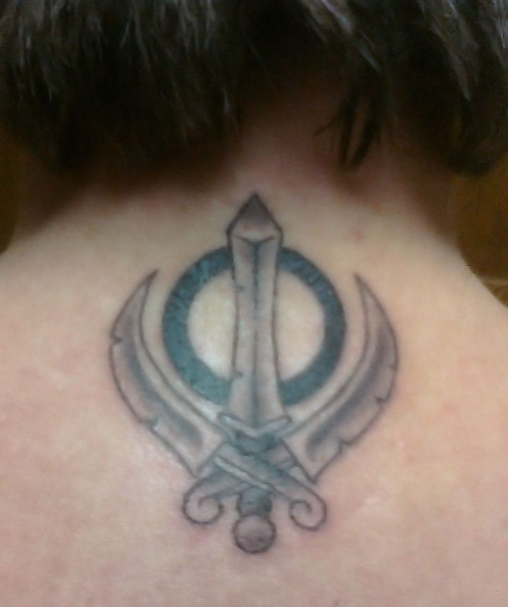 Tattoo Designs Khanda: 10 Best Sikh Stuff Images On Pinterest