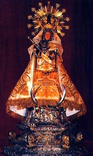 Nuestra Señora la Virgen del Camino, patrona de Pamplona: Religious Images, Photo