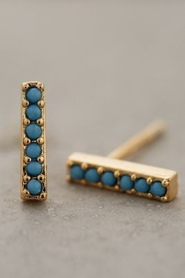 #Anthropologie #Florence #Studs #anthrofave