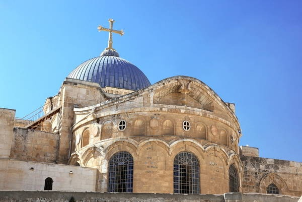 Anglican Journal: Where was Jesus buried?