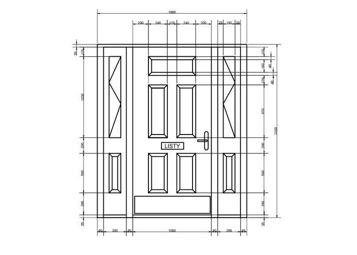 drzwi wejściowe — H O U S E L O V E S