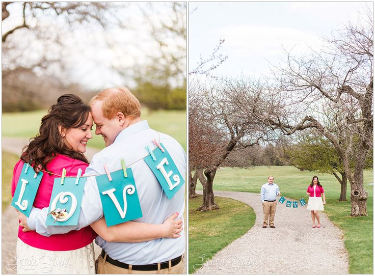 Topsmead State Forest Engagement | Dana & Patrick