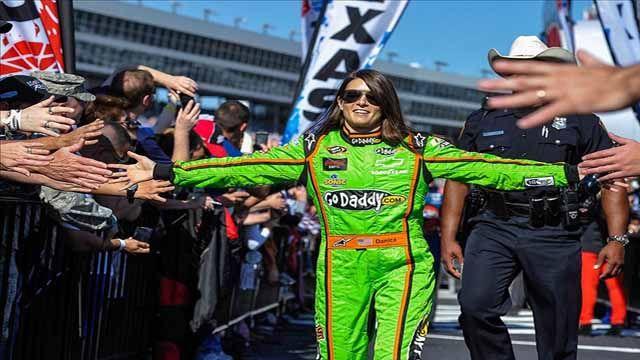 Danica Patrick Makes NASCAR History In 2012 Season