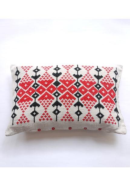 Vintage Folk Cushion II
