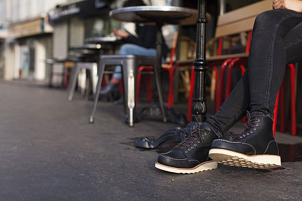LIFE TIME GEAR: RED WING SHOES | LAUNCH OF RED WING HERITAGE WOMEN'S COLLECTION…