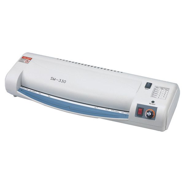 Tamerica Sm330 13 In Economy Pouch Laminator Laminators Thermal Protectant Pouch