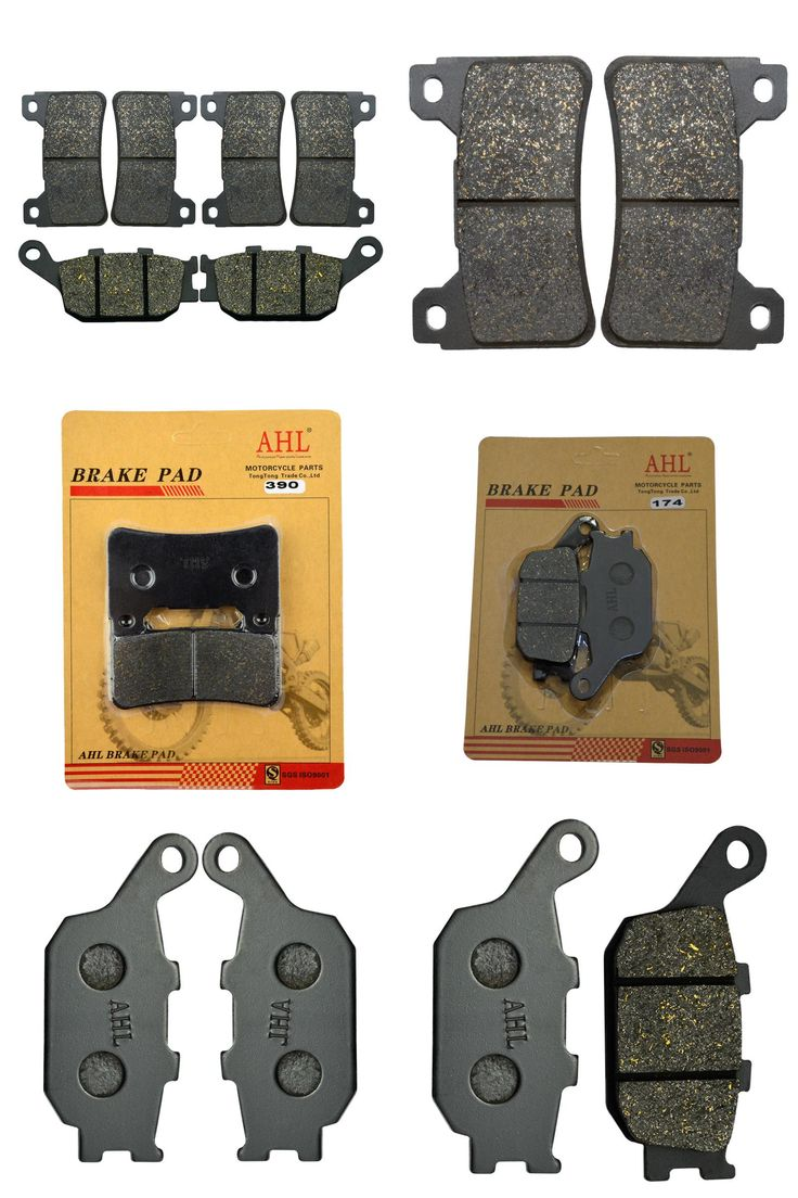 visit to buy motorcycle front and rear brake pads for honda cbr 600 rr