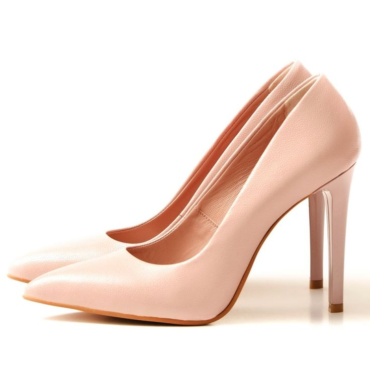 NUDE Stiletto shoes - romanian designers SHOP ONLINE