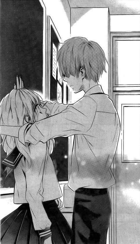kaorukasumi:   Suki De Tamaruka Nakanmon! Otoko no... - Manga✝Kiss