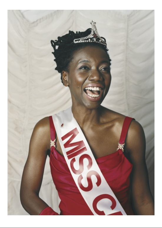 """Gold winner in Portrait #Photography. """"Miss Canadiana"""" by Robyn Cumming published in The #Walrus, 2007."""