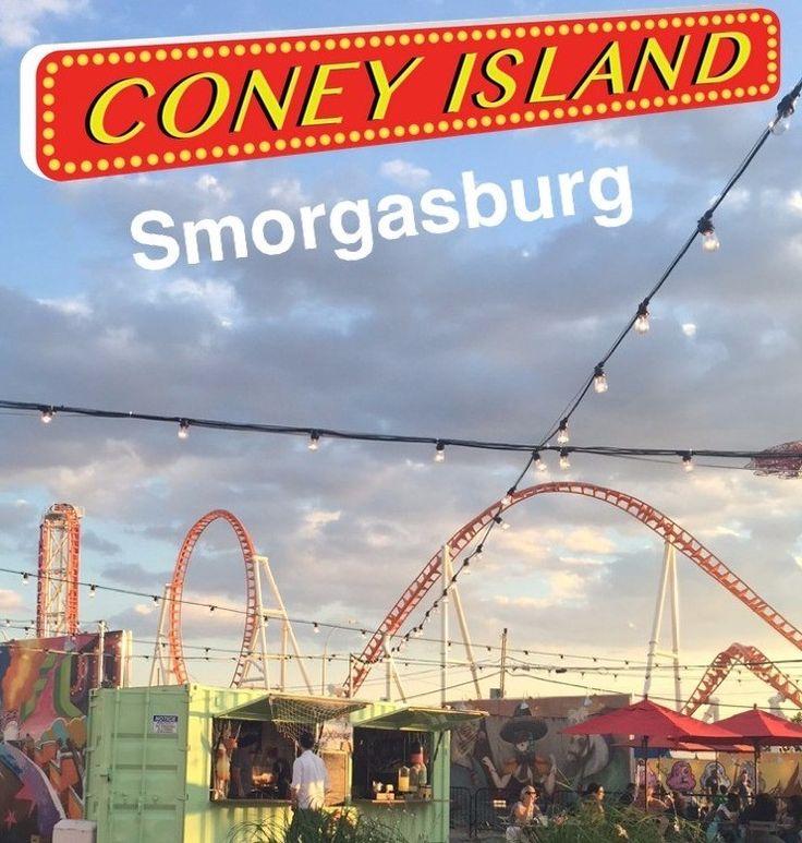 Places To Eat Around Coney Island