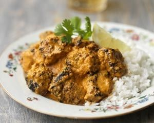 Chicken tikka masala recipe. Delicious. Takes a lot of work, though!