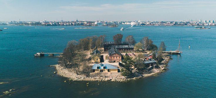 Island hopping: Suomenlinna, Vallisaari and Lonna | My Helsinki