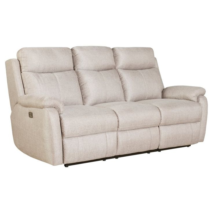 Barcalounger Brockton Power Reclining Sofa with Power Head Rests - 39PH3172107886