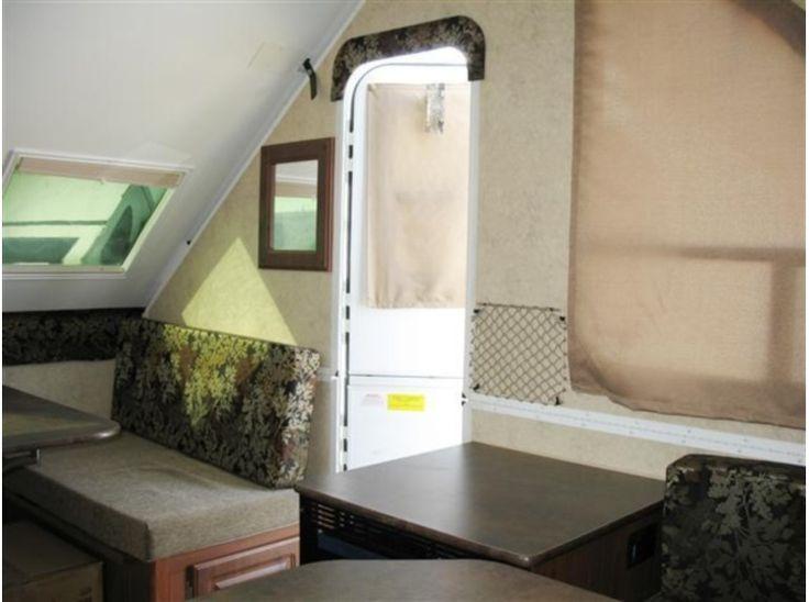 Best A Liner Camper Images On Pinterest Aliner Campers Camp - Pop up trailer with bathroom for bathroom decor ideas