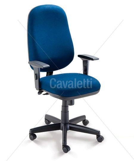 Cavaletti Start - Poltrona Presidente Giratória 4001 Relax SL