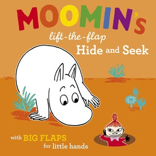 Moomin's Lift-The-Flap Hide and Seek by Tove Jannson
