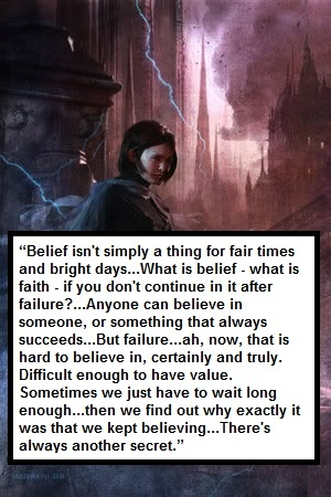 Sazed from Mistborn, by Brandon Sanderson. one of my favorite characters ever. higher up there for me than like... Obi Wan