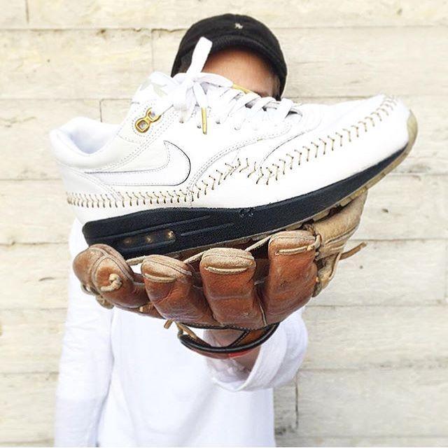Nike Air Max 1 x Chien Ming Wang Shoutout to @owaishsb for this ...