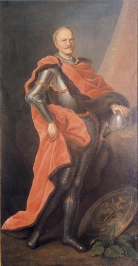 Franciszek Maksymilian Ossolinski (1676-1756).