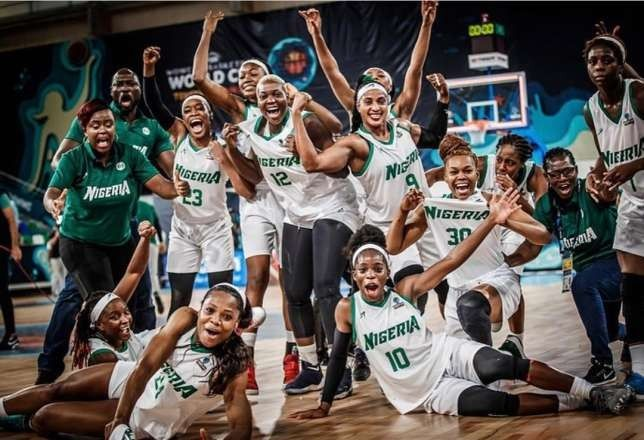 Congrats Nigeria Beat Turkey To Earn Their First Ever Win At Fiba Womens Basketball World Cup Video World Cup Video