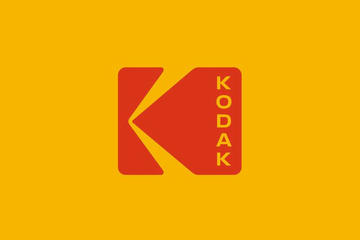 Kodak Retro Rebranded Packaging
