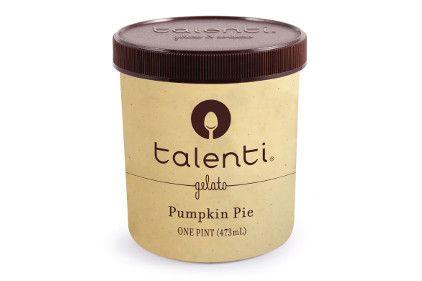 Talenti pumpkin pie gelato - feature
