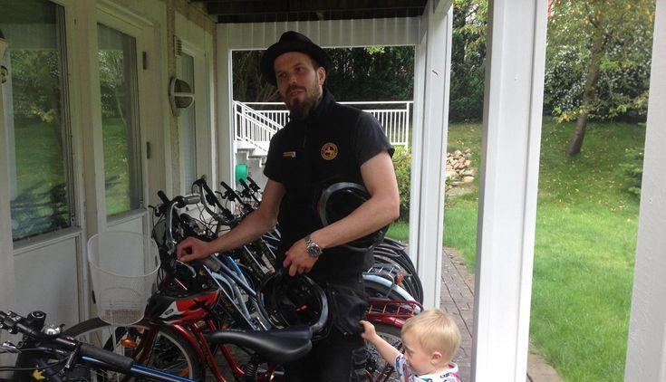 bike rental Fahrradvermietung