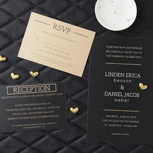 156 best Wedding Invitation Ideas images on Pinterest