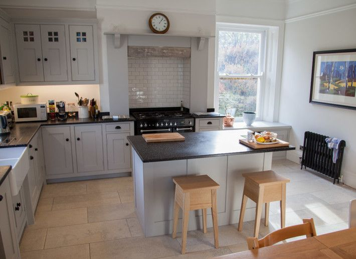 A proper family kitchen in a proper family home.