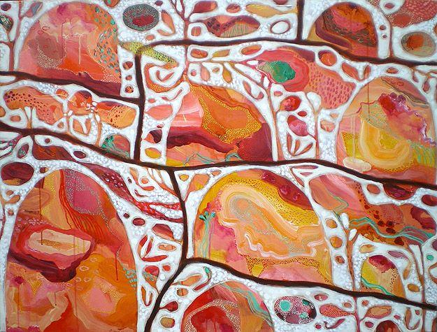 Rosetta Santucci - Melbourne artist. http://rosettasantucci.com