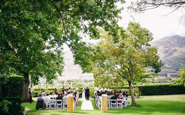Grande Provence - Top 10 Wedding Venues Cape Town