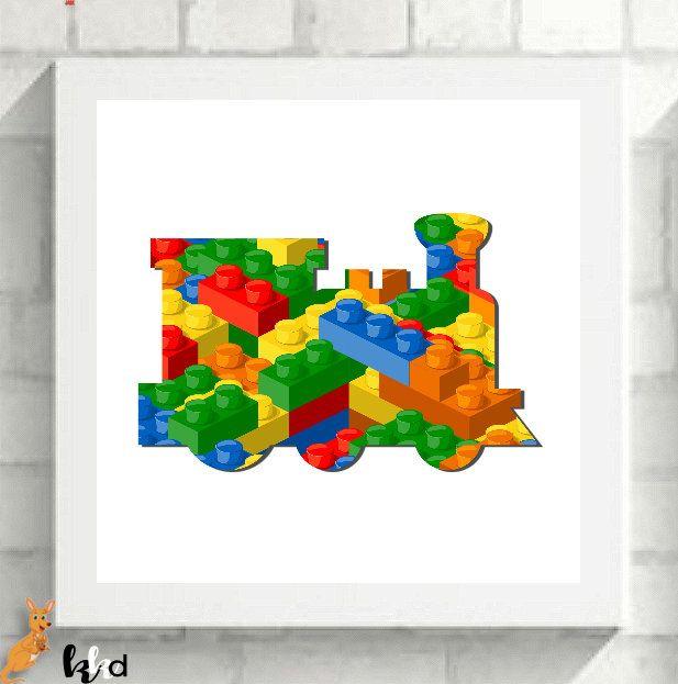 Jual Wall Art Print : Best ideas about lego wall art on room