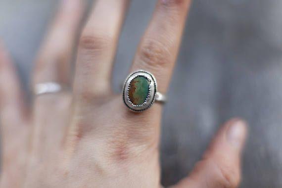 Turquoise Ring Turquoise Jewelry Turquoise Jewellery