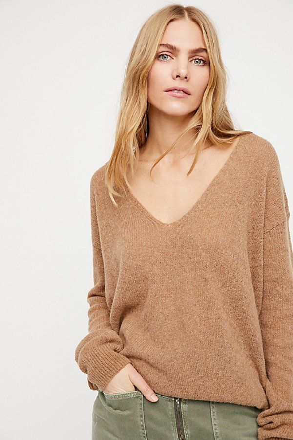856f43ee08 Gossamer V-Neck Sweater in 2019