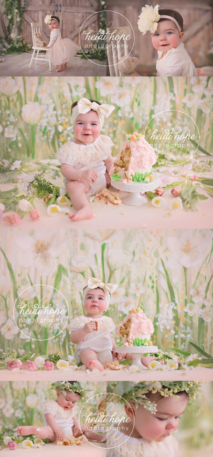 cake smash | Heidi Hope Photography