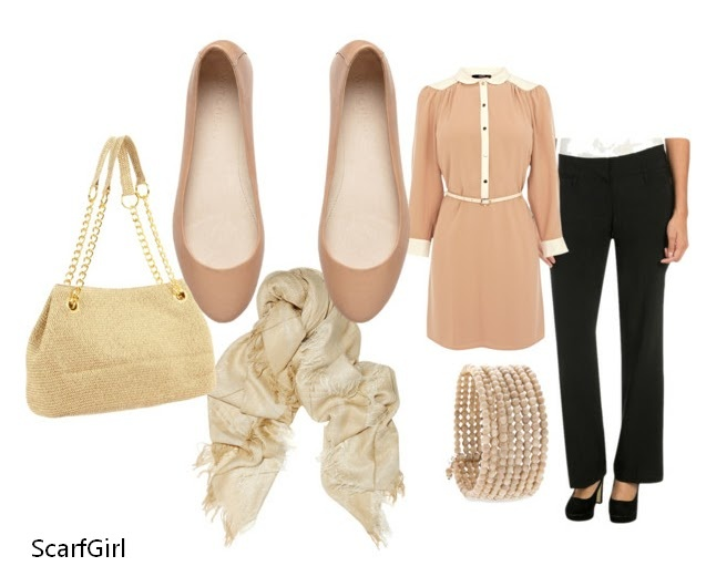 Scarf-Girl In The City: Job Interview Outfit Ideas for Hijabis