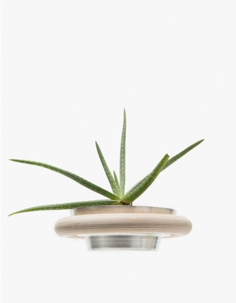 Features Minimalist Design From A Naked Birch Meant To Suspend Spun Planters  And Bowls. Ethically Produced From Fairly Traded Materials
